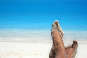 feet in sand 396 from the mind of fleur delacour posted in posted on ...