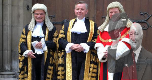 New Lord Chancellor Michael Gove quotes Lord Denning as he is sworn in ...