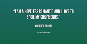 Hopeless Romantic Funny Quotes