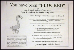 Be creative when making your flocking forms and be sure to let ...