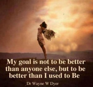 to be better than i used to be wayne dyer