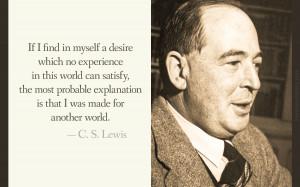 Lewis on Hope
