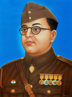Netaji Subhash Chandra Bose slogan Quotes