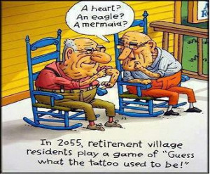 ... Funny Pictures // Tags: Funny cartoon - 2055 retirement village // May