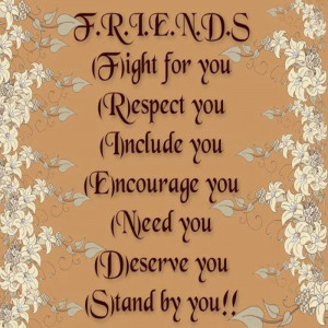 Inspirational Quotes About Friendship, Inspirational Quotes