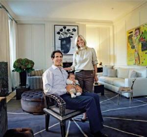 Marie Chantal Miller's home in London: Greek Royal, Chantal Miller ...