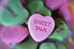 Sweet Talk: Valentine's Day Dessert