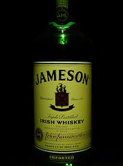 Jameson Whiskey Background