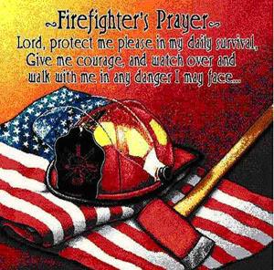 All Graphics » Volunteer Firefighting