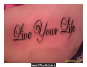Mexican Quotes About Life Life quote tattoos for guys 12