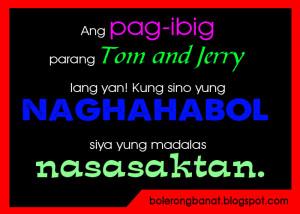 ... quotes and pinoy crush kita quotes boy banat home of pinoy quotes