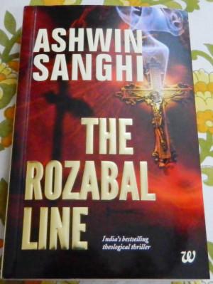 The Rozabal Line by Ashwin Sanghi - a review