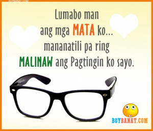 new love quotes tagalog love