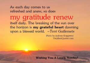 ... sunday good morning quotes gratitude quotes beautiful new day quotes