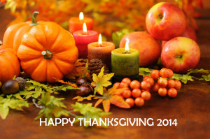 Happy Thanksgiving 2014 - HD Wallpapers