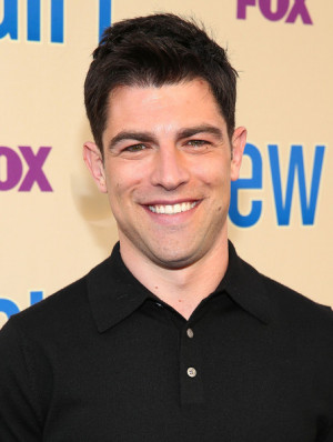 Max Greenfield Actor Max Greenfield attends the 39 New Girl 39 Season ...
