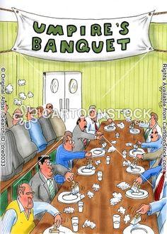 Umpire's Banquet.