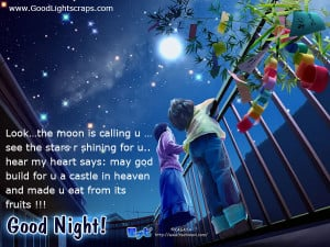 Good Night Friends Sweet Dreams Quotes picture