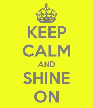 Shine on. (http://bit.ly/wsT84P)