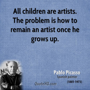 : Quotations by Picasso, famous quotes, Pablo Picasso words, quotes ...