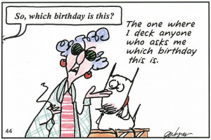 Happy Birthday Cartoons Maxine Funny birthday cartoon maxine