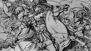 interesting story about how differently alexander the great is ...
