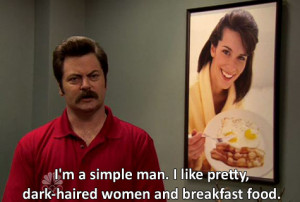 ... +women+and+breakfast+food+dr+heckle+funny+parks+and+rec+memes.png