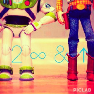 Toy Story Friendship Quotes Toy story quote : to infinity
