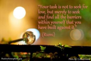 Rumi. quotes