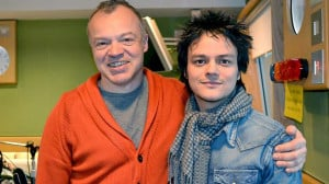 Jamie Cullum And Graham Norton