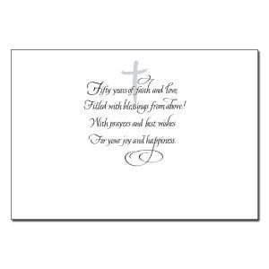 Spiritual Quotes 50th Wedding Anniversary ~ 50th Wedding Anniversary ...