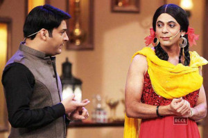 Kapil Sharma Sunil Grover And