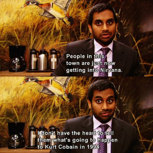 Parks and Recreation S2-- Tom,