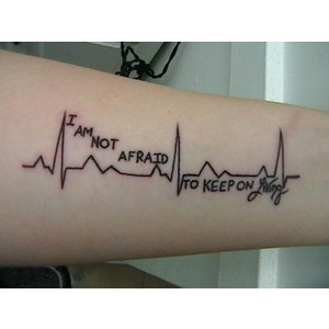 Tattoo Quotes Fall Out Boy Quotesgram