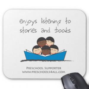 Preschool Teacher Comments Mousepad