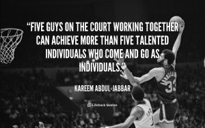Sportsmanship Quotes Basketball ~ Quotes About Good Sportsmanship ...