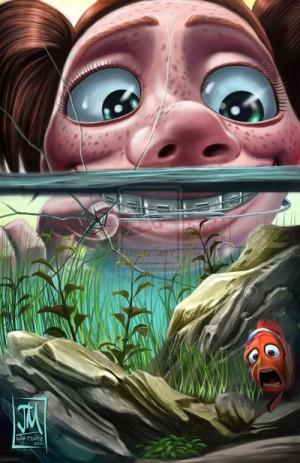 Darla Sherman - Finding Nemo