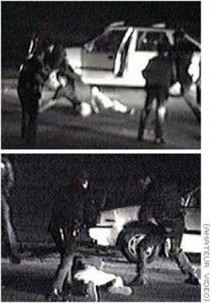 The Rodney King Beating