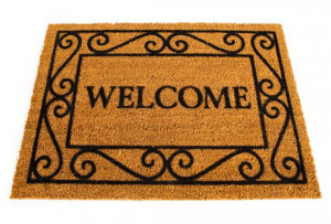 Welcome New Employee Welcome to my new blog!