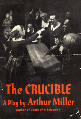 an analysis of the witches in the crucible a play by arthur miller The crucible by arthur miller 1953 tony award for best play in the community aren't safe from the witch hunt the crucible is a dramatized and.