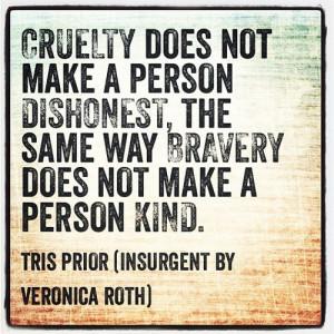 Insurgent Quotes Tumblr #trisprior #insurgent