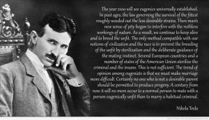 Nikola Tesla Quotes On Life