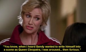 SUE-SYLVESTER-AROUSED-THEN-FURIOUS-GLEE