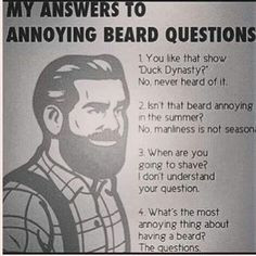 Beard Quotes More