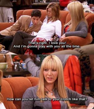 Friends Phoebe!