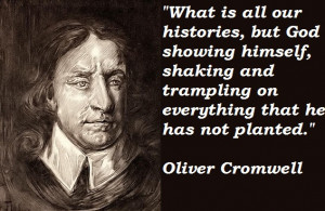 Oliver Cromwell's quote #2