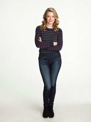 Britta as portrayed by Gillian Jacobs