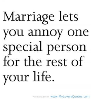 funny wedding quotes and sayings funny pictures and sayings about ...