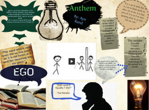 Ayn Rand Anthem Eng113 anthem by ayn rand