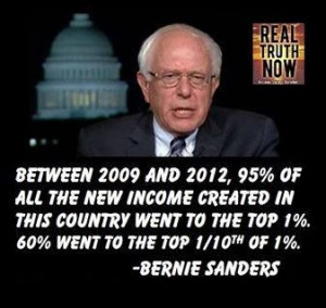 Bernie Sanders. What's really funny is MOST (if not, all) of the ...